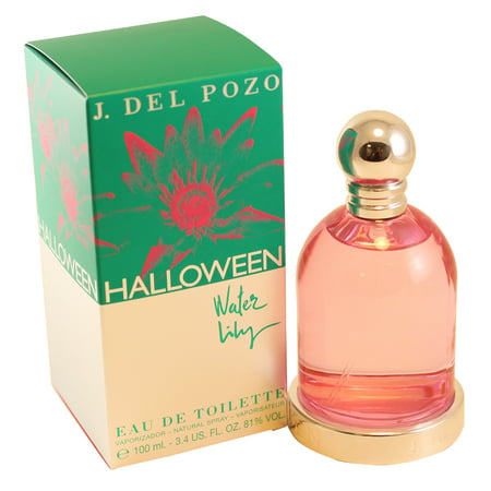 Halloween Water Lily Eau De Toilette Spray 3.4 Oz / 100 Ml