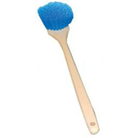 Long Handle, Heavy Duty Wheel, Fender and Wheel Well Scrub Brush