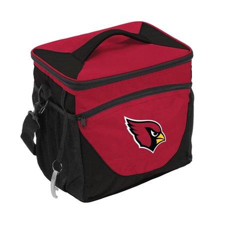 Logo Brands 601-63 Arizona Cardinals 24 Can Cooler - image 1 de 1