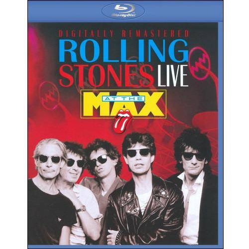 The Rolling Stones: Live At The Max (Blu-ray) (Widescreen)