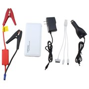 Car Portable Car Jump Starter and Power Bank Battery Charger With LED emergency light 12000mAh 12V