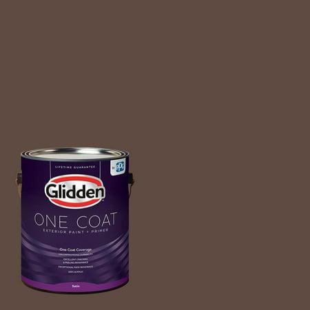 Glidden One Coat, Exterior Paint + Primer, Little Bear