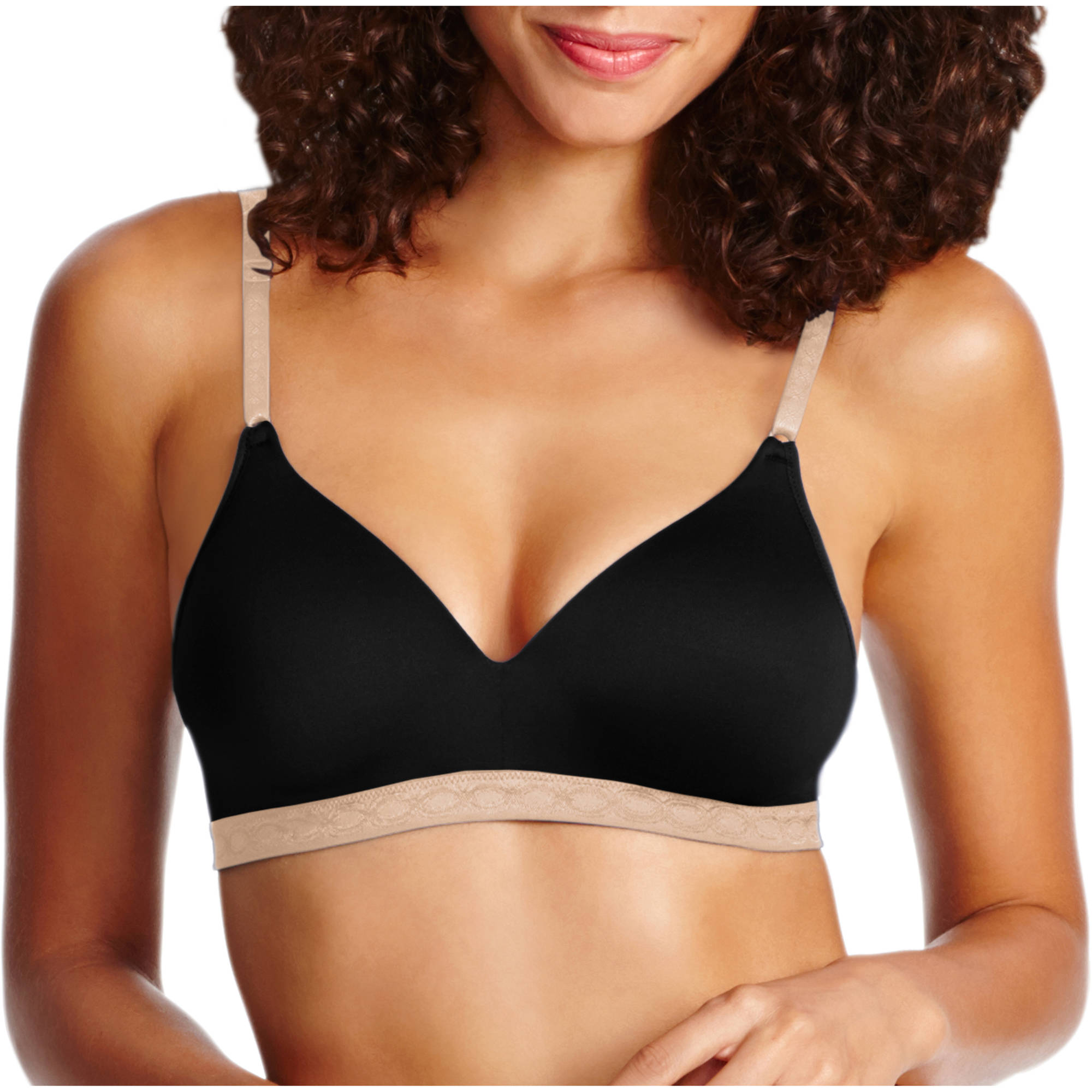 Blissful Benefits by Warner's Ultra Soft Wire-Free Bra