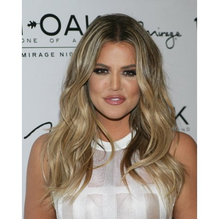 Khloe Kardashian At Arrivals For Khloe Kardashian Hosts At 1 Oak Rolled Canvas Art     8 X 10