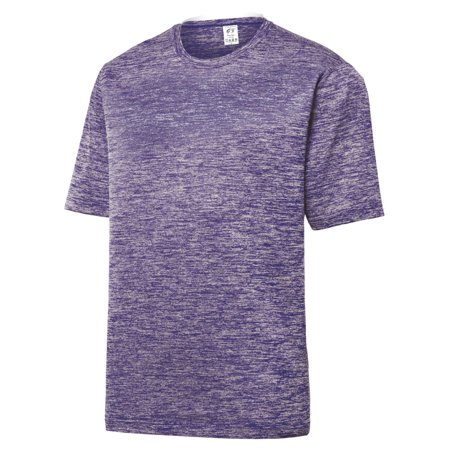 Gravity Threads Mens Electric Heather Short-Sleeve T-Shirt