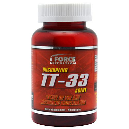 iForce Nutrition TT-33 - 90 capsules