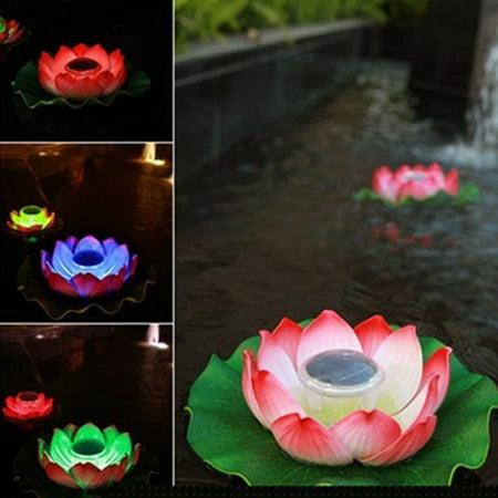 Tuscom Floating Underwater LED Light Glow Show Swimming Pool Hot Tub Spa Lamp - Halloween Floating Pool Lights