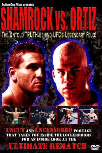 Shamrock Vs Ortiz: Untold Truth Behind UFC's by PROGRESSIVE ARTS