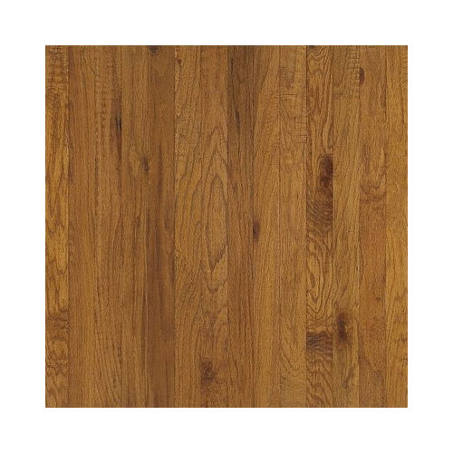 Shaw Floors Piedmont Park 3'' Engineered Red Oak Flooring in Magnolia Blossom