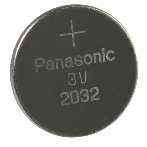 Panasonic CR2032 Lithium 3V Coin Cell Battery - DL2032 KL2032