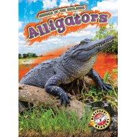 Animals of the Wetlands: Alligators (Hardcover)