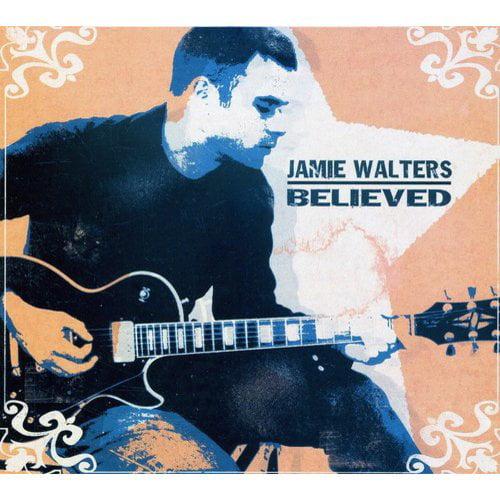 Jamie Walters - Believed [CD]