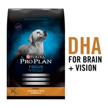 Dog Food: Purina Pro Plan Focus Puppy