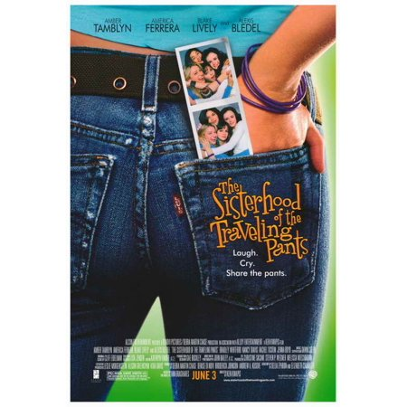 The Sisterhood Of The Traveling Pants Poster Movie  27X40
