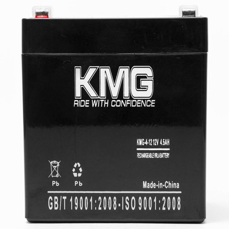 KMG 12V 4.5Ah Replacement Battery for Acme EZXRWWWEP BEP BHR EDC104 - image 1 of 3