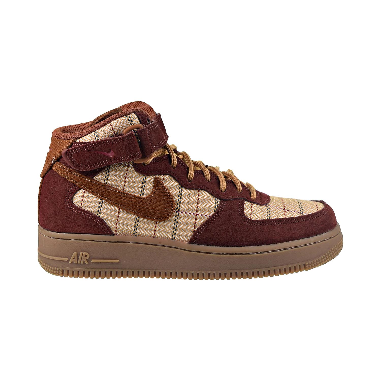 Nike - Nike Air Force 1 Mid '07 LV8 Men's Shoes Gum Dark Brown-Bronze  Eclipse ct1206-900 - Walmart.com