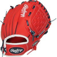 """Rawlings 9"""" Players Series T-Ball Glove, Right Hand Throw"""