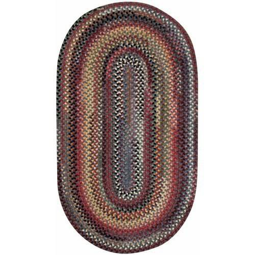Eaton Oval Braided Area Rug