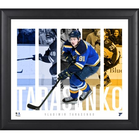 Vladimir Tarasenko St. Louis Blues Framed 15