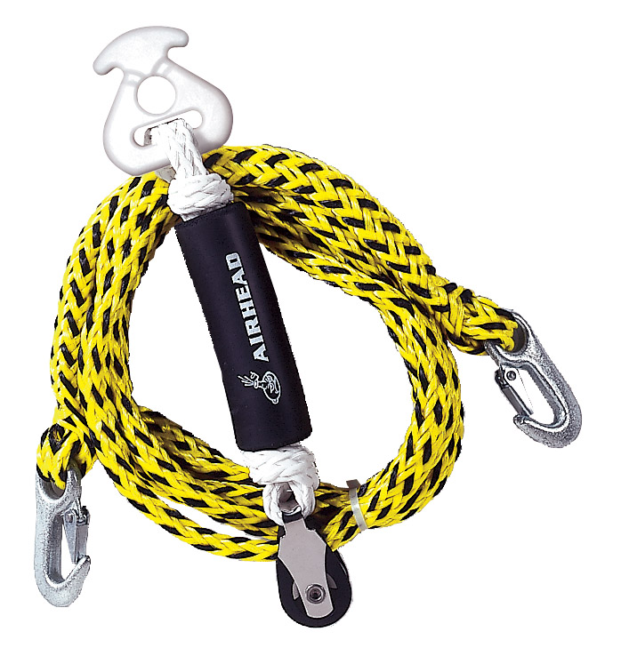 Self Center Tow Harness by AIRHEAD SPORTS GROUP