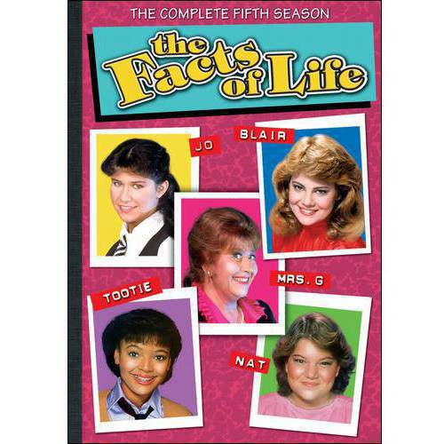 The Facts Of Life: Season 5 (Full Frame)