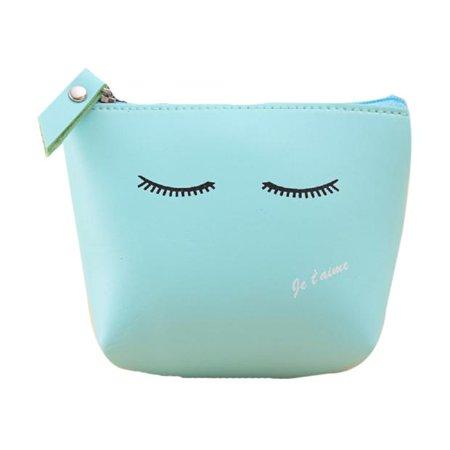Women Girls Cute Fashion Coin Purse Wallet Bag Change Pouch Key Holder