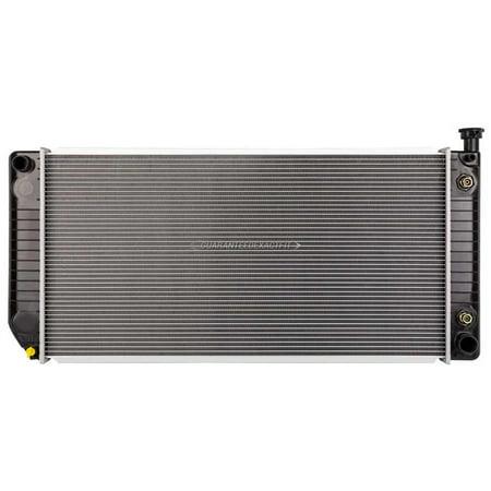 K2500 Suburban Radiator (New Radiator For Chevrolet GMC C1500 C2500 K1500 K2500 Suburban C3500)