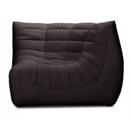 Enjoyable Carnival Corner Chair Color Espresso Ibusinesslaw Wood Chair Design Ideas Ibusinesslaworg