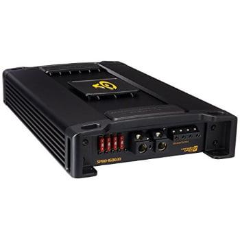 Cerwin Vega's Mobile Stroker Pro Spro1600 1d Car Amplifier - 1 Channel -  Class D - 1 Ohm -90 Db[a] Snr - 0 1% Thd - 10 Hz To 250 Hz (spro1600-1d)