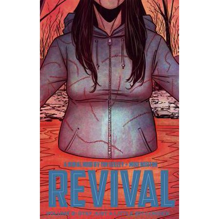 Revival Volume 8: Stay Just a Little Bit Longer