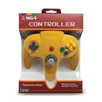 CirKa Controller for N64 (Yellow)