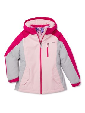 SwissTech Girls System Jacket, Sizes 4-18 & Plus