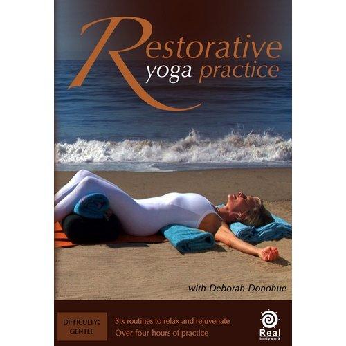 Restorative Yoga Practice: Gentle Beginners Sessions (Widescreen)