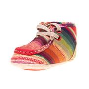 Twister 4426197-03 Serenity Baby Bucker Casual Shoe, Multi-Color - Size 3