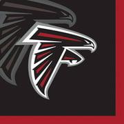 Atlanta Falcons Beverage Napkins, 16-Pack