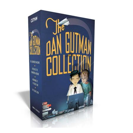 The Dan Gutman Collection : The Homework Machine; Return of the Homework Machine; Nightmare at the Book Fair; The Talent