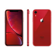 iPhone XR 64GB Red (Unlocked) Refurbished A