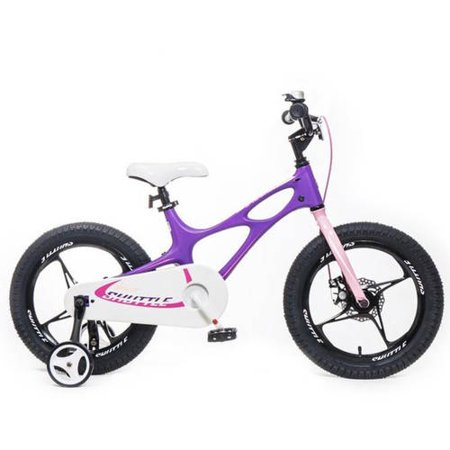 a0173f523dc3 Royalbaby Magnesium Space Shuttle 16-inch Kids' Bike - 16 - Walmart.com