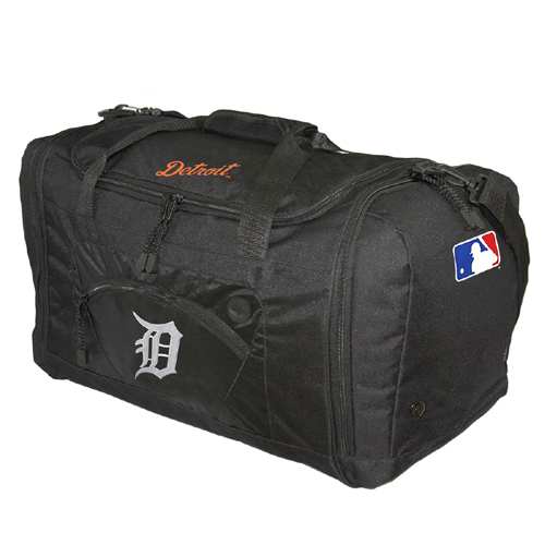 Detroit Tigers MLB Roadblock Duffle Bag