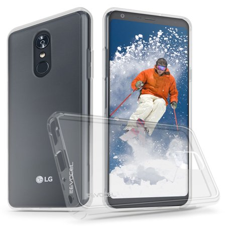 LG Stylo 4 Clear Transparent Case, Evocel [Aperture Series] for LG Stylo 4