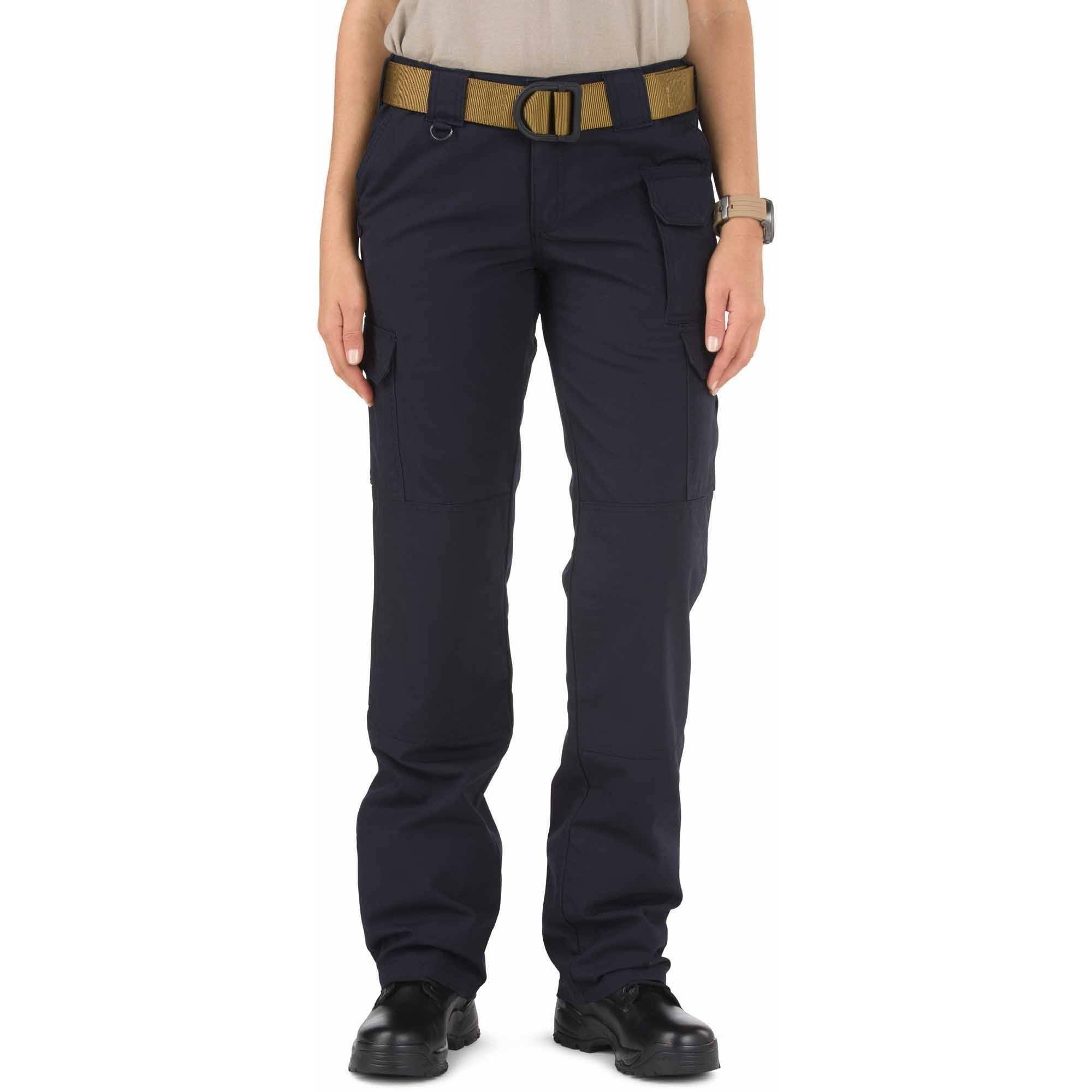 5.11 Tactical Women's New Fit Tactical Pant, Fire Navy
