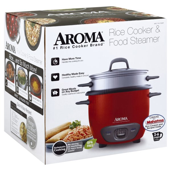 Aroma Housewares Aroma Rice Cooker Food Steamer 1 Rice Cooker