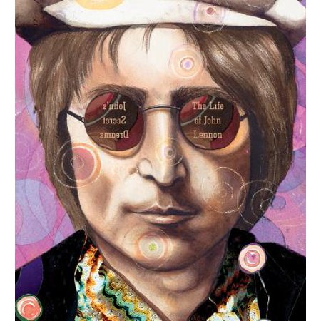 John's Secret Dreams (A Big Words Biography) : The Life of John (Julian Lennon The Secret Value Of Daydreaming)