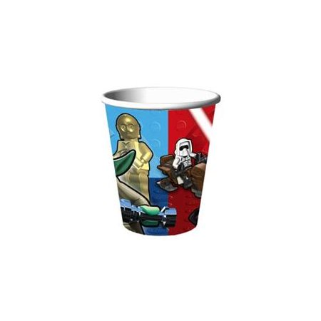 LEGO Star Wars 9oz Paper Cups (8ct)
