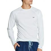 Men's Speedo 7748221 Easy Regular Fit Long Sleeve Swim Shirt