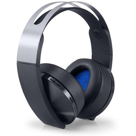 Sony Wireless Platinum Headset For Playstation 4