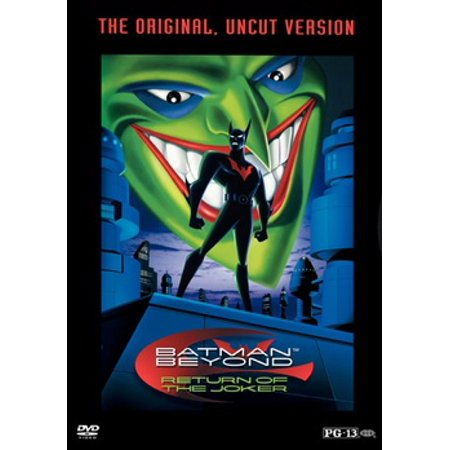 Batman Beyond: Return Of The Joker (DVD)