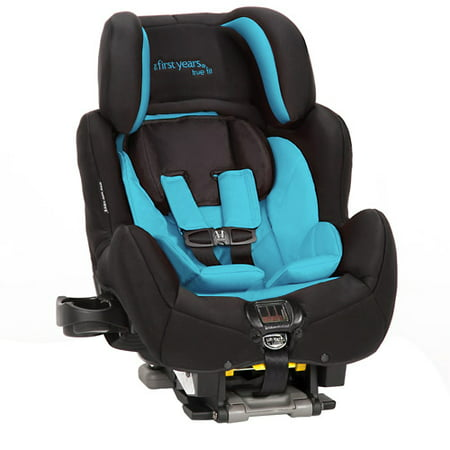 the first years true fit si c680 convertible car seat black and teal. Black Bedroom Furniture Sets. Home Design Ideas
