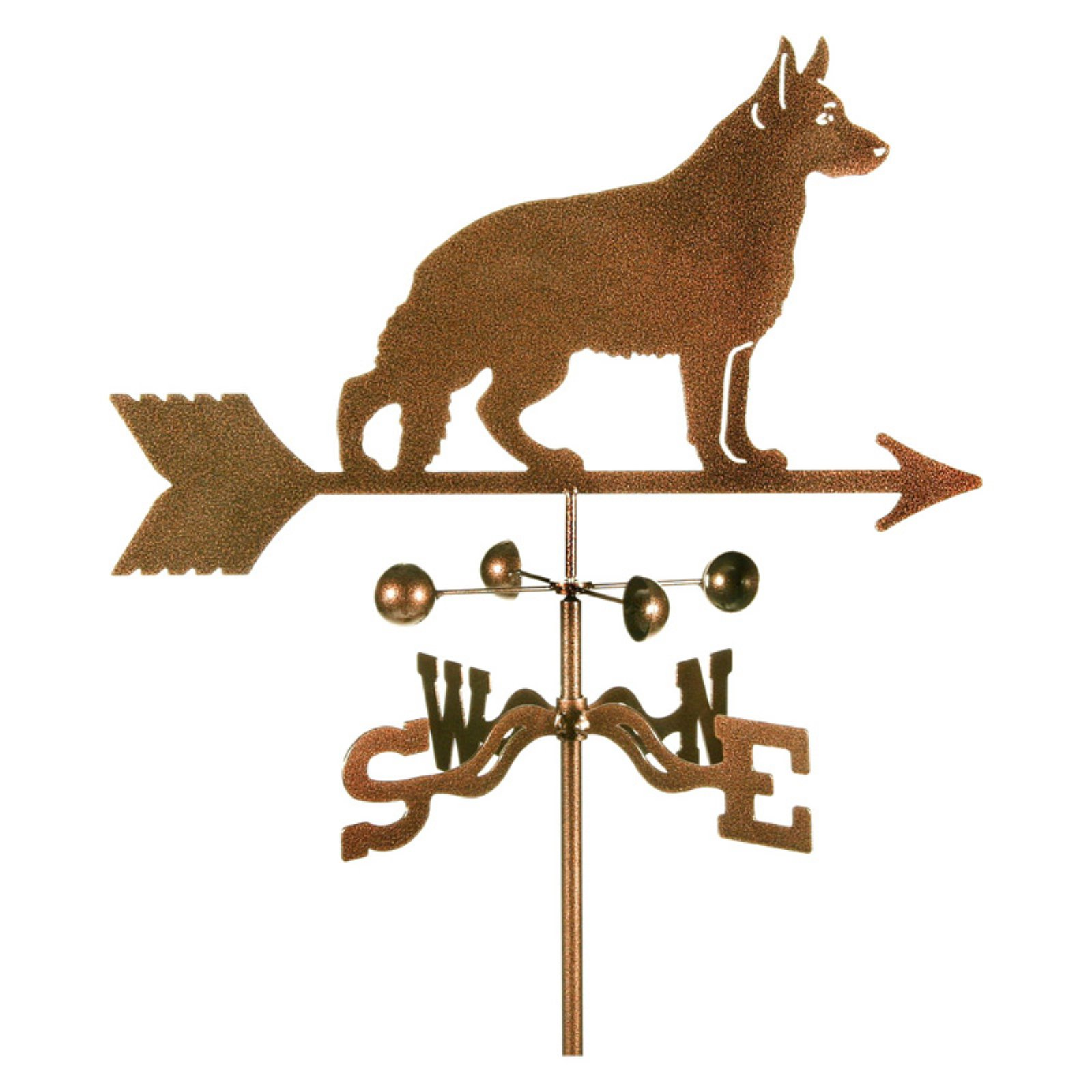 EZ Vane German Shepherd Weathervane by EZ Vane