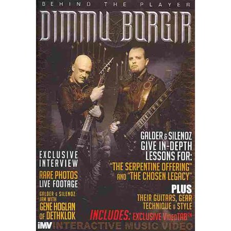 Behind the Player Dimmu Borgir: The Serpentine Offering and the Chosen Legacy Plus Their Guitars Technique & Style
